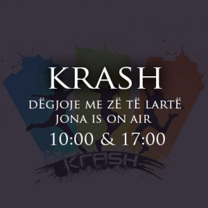 Krash Cover Close