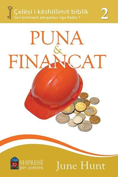 Puna dhe financat