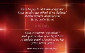 Jezus vetem jezus