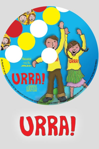 Cover Disc urra 1 Web