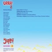 URRA 2 cover back