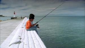 Për peshkim