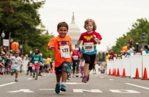 Child Race 15 June