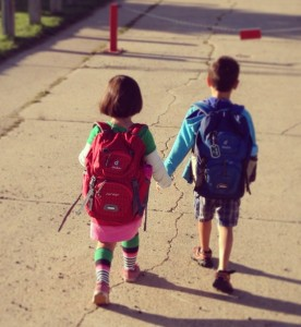 School-siblings
