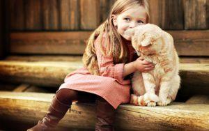 Child Cat 14 June