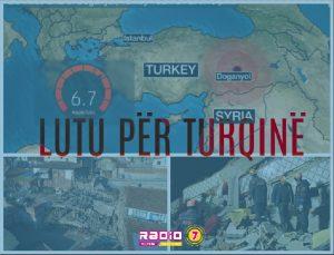 Një tërmet godet Turqinë